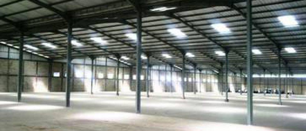 Pencahayaan Ruangan Gudang dan Pabrik